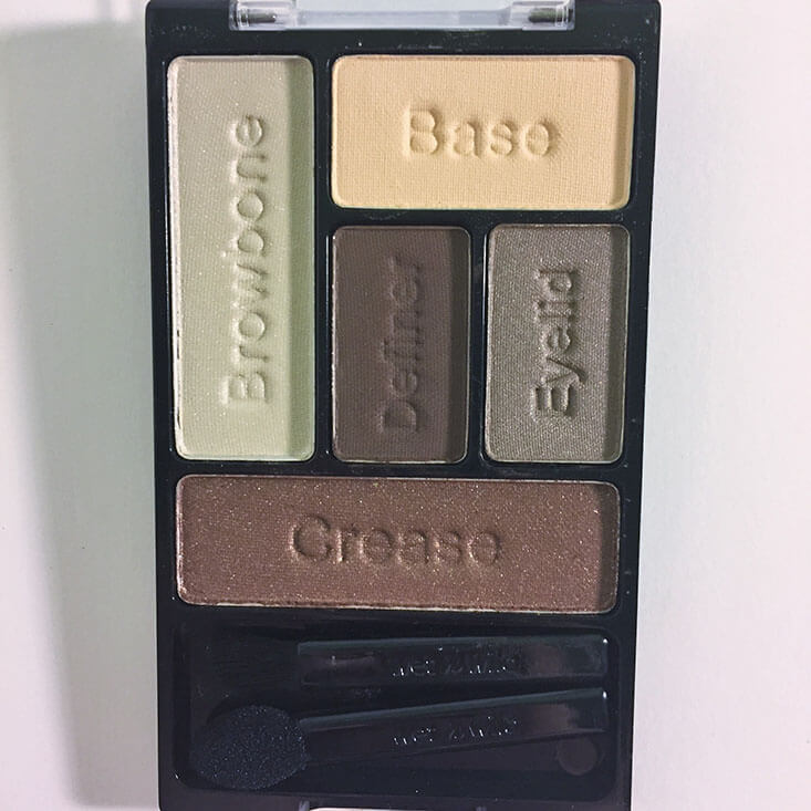 wet n wild coloricon Eyeshadow Palette The Naked Truth