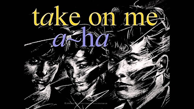 A-Ha - Take On Me (Original Video)