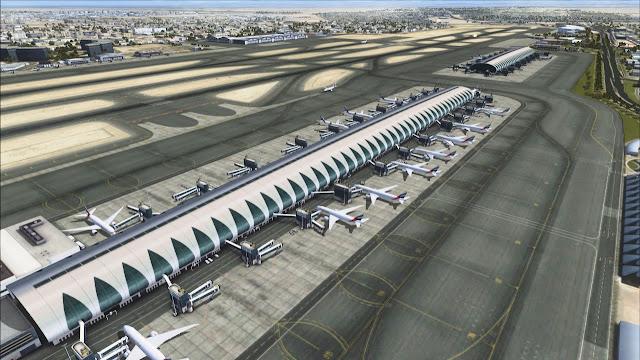 Aeropuerto de Dubai el mas transitado del mundo