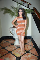 Actress Nikhita in Spicy Small Sleeveless Dress ~  Exclusive 071.JPG