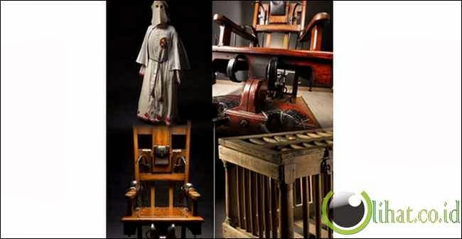 "The ""Old Sparky"" Show, Amerika Serikat"