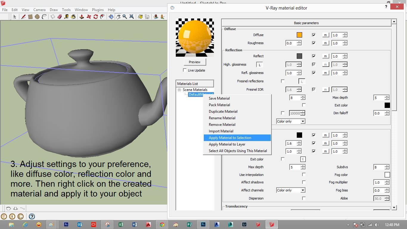 Download Vismat Materials Vray Sketchup - linoaretirement