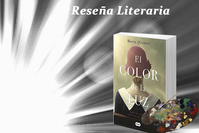 Blog Negro sobre Blanco. Comentario El color de la luz. Composición: María Loreto Navarro