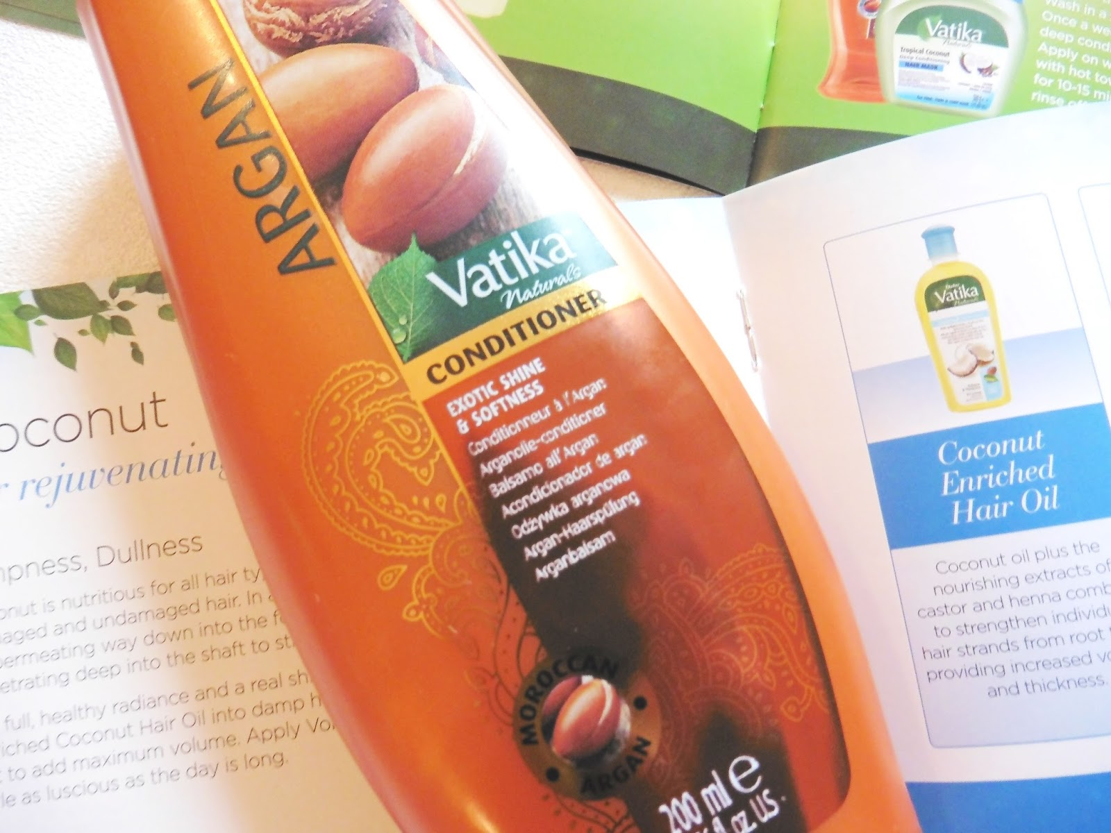 lebellelavie - Introducing the Dabur Vatika Naturals range