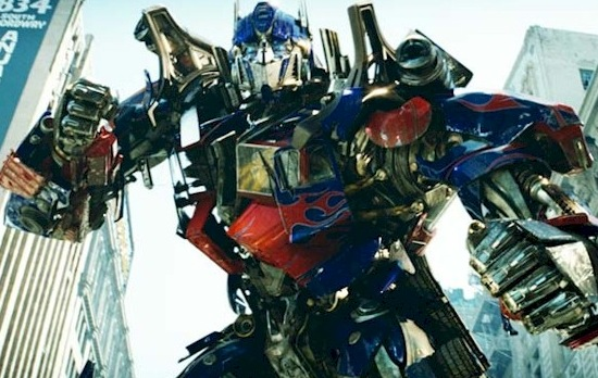 Optimus Prime, a large Transformer