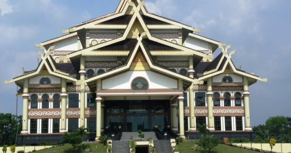 Kompleks Bandar Serai Raja Ali Haji Purna Mtq Riau Riaumagz
