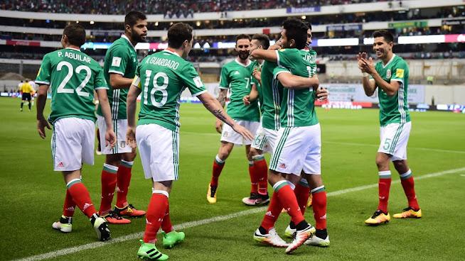 México vs. Canadá - Eliminatoria mundialista de la Concacaf 2016, rumbo al Mundial de Rusia 2018 | Ximinia