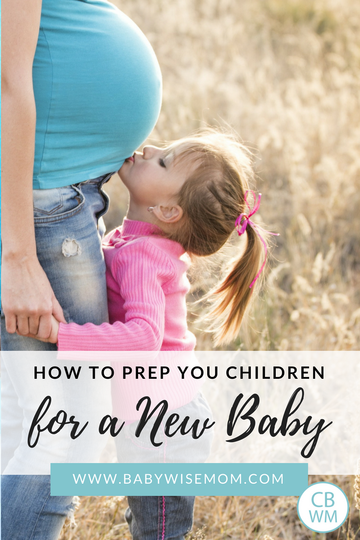 How to Prep Siblings For a New Baby