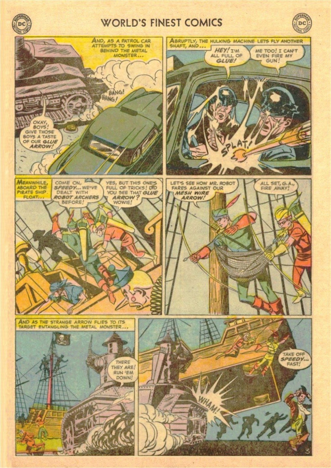 Read online World's Finest Comics comic -  Issue #58 - 19