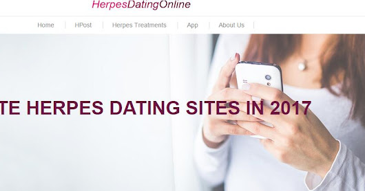 Welcome to Herpes Dating
