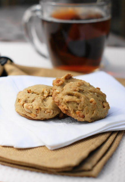 Maple-Peanut Breakfast Cookies
