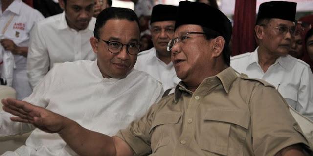 Prabowo kantongi 4 nama cawapres, ada nama Salim Segaf hingga AHY