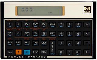 Como Resetar Calculadora HP12c