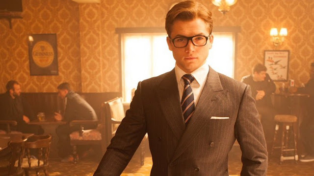 A Kingsman movie should have been more dapper