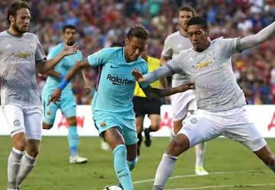 [VIDEO] Barcelona 1 - 0 Manchester United