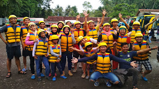 Galery Body Rafting Green Canyon 2018