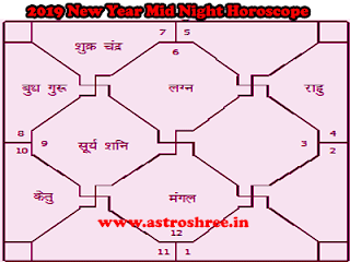 new year entry horoscope