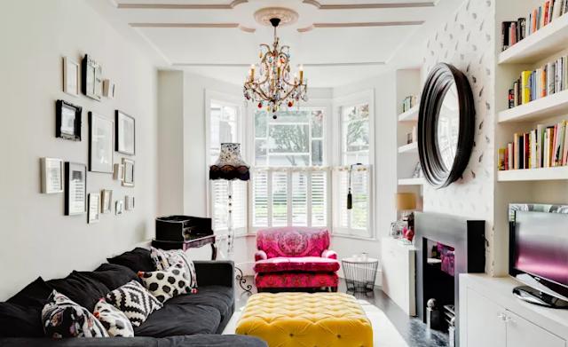 Bí kíp chọn mua đèn trang trí phòng khách đẹp bạn đã biết chưa?