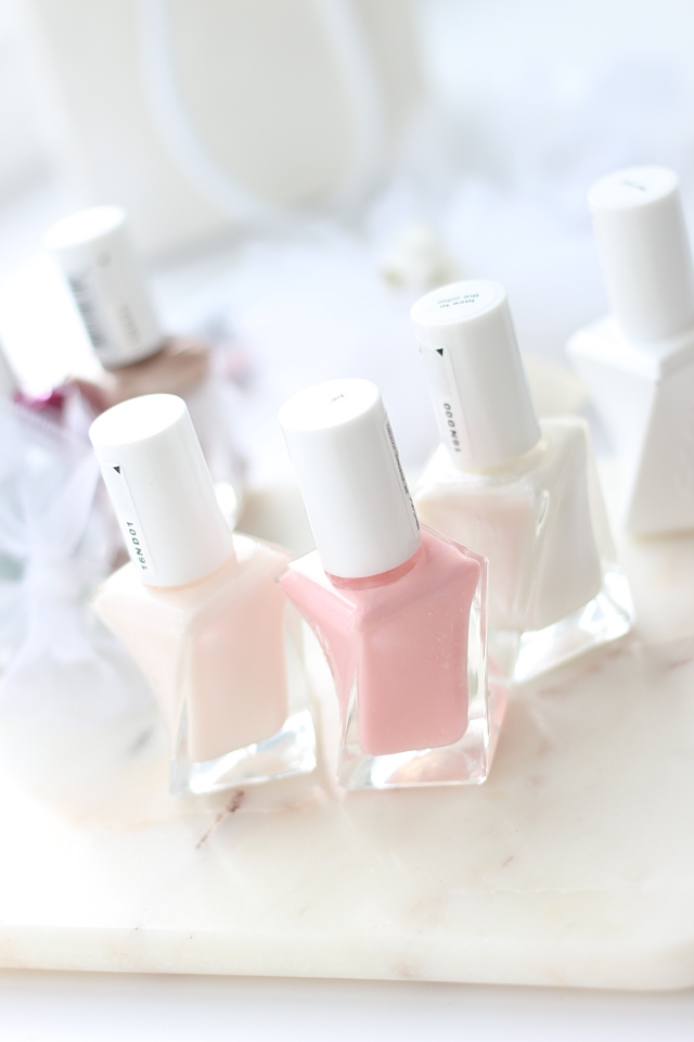 Essie GelCouture Bridal Collection