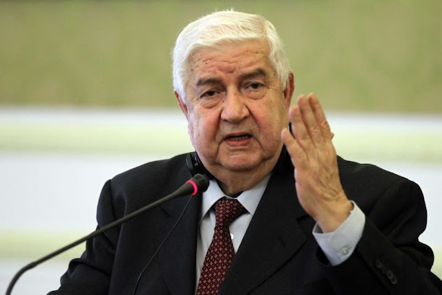 Al-Moallem delivers Syria's speech at UN General Assembly's 71 session