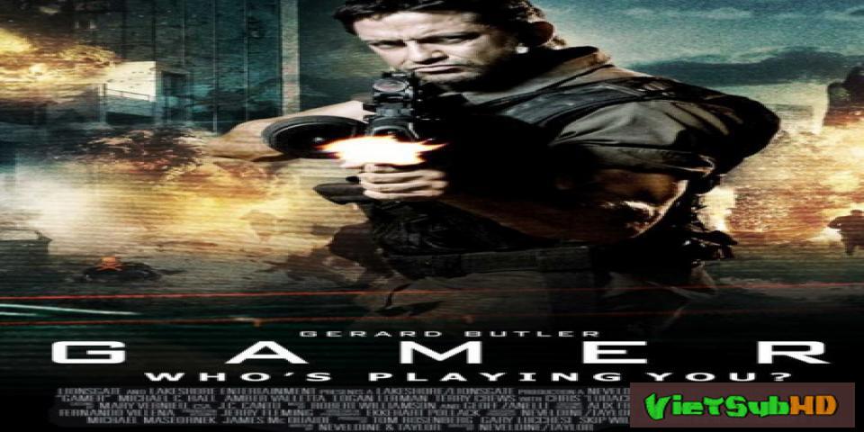 Phim Trò Chơi Kinh Hoàng (game Thủ) VietSub HD | Gamer 2009