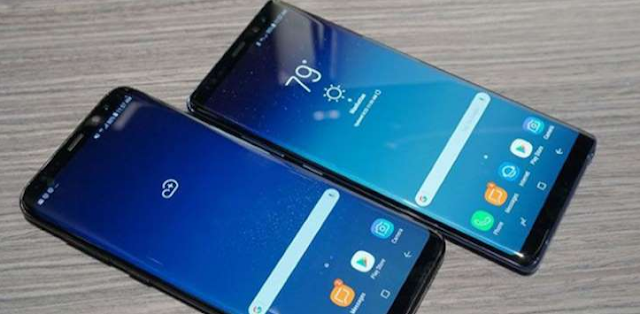 Flagship Samsung Terbaru Galaxy S9 dan S9 Plus