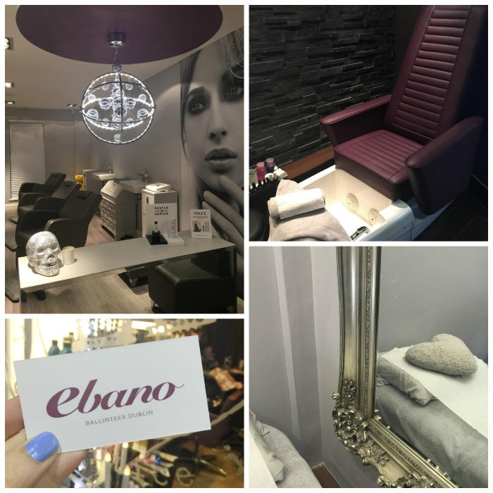 ebano hair and beauty ballinteer dublin