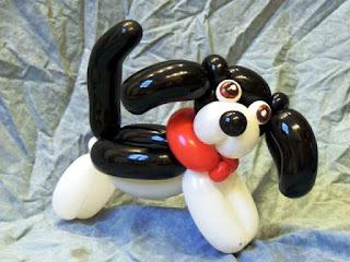 Gambar Balon Karakter Puppy_Anak Anjing Lucu_Balloon Character Puppy_13