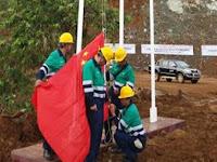 Lihat Videonya : Ancaman Bagi Indonesia !! Ternyata Bukan HOAX Bendera Cina Berkibar Sejajar Bahkan Lebih Besar Dari Merah Putih