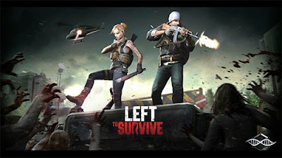 لعبة Left to Survive للأندرويد، لعبة Left to Survive مدفوعة للأندرويد، لعبة Left to Survive مهكرة للأندرويد