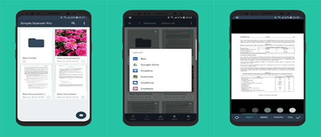 Aplikasi Scanner Android