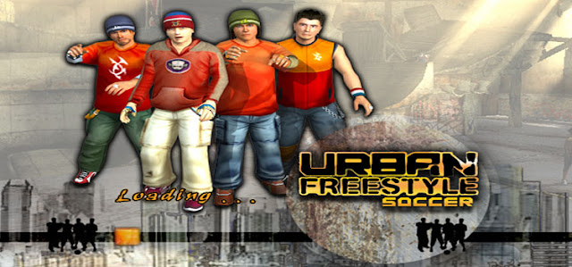 Urban Freestyle Soccer Free Download PC