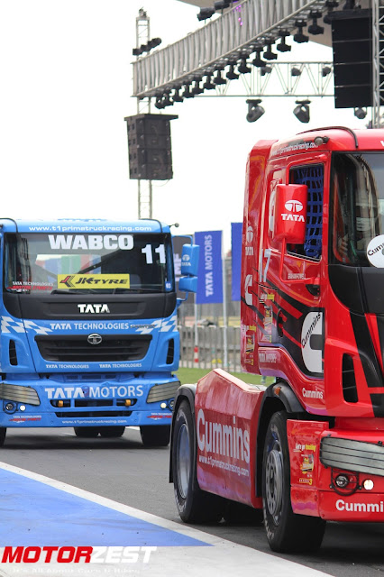 Tata T1 Prima Truck Racing Championship Season 3