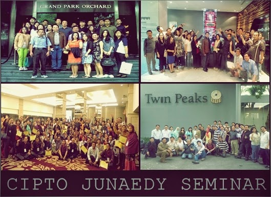 Event Cipto Junaedy