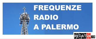 Frequenze radio a Palermo