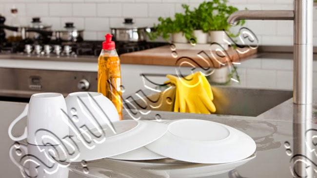 خطواتك اليومية لتنظيف المطبخ لمطبخ نظيف مرتب خالى من الحشرات