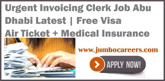 Invoicing Clerk Job