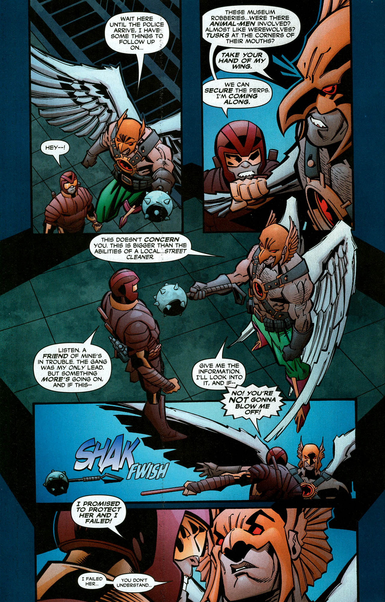 Read online Trinity (2008) comic -  Issue #6 - 30