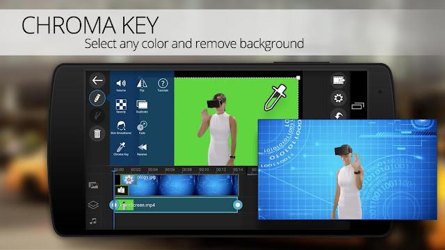 PowerDirector Video Editor App Unlocked AOSP APK