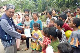Distribusi Bantuan HILMI - FPI Untuk Korban Gempa Lombok Hari Ini, Rabu 15 Agustus 2018