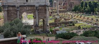 Roma pontos turisticos foro romano - Pontos turísticos de Roma
