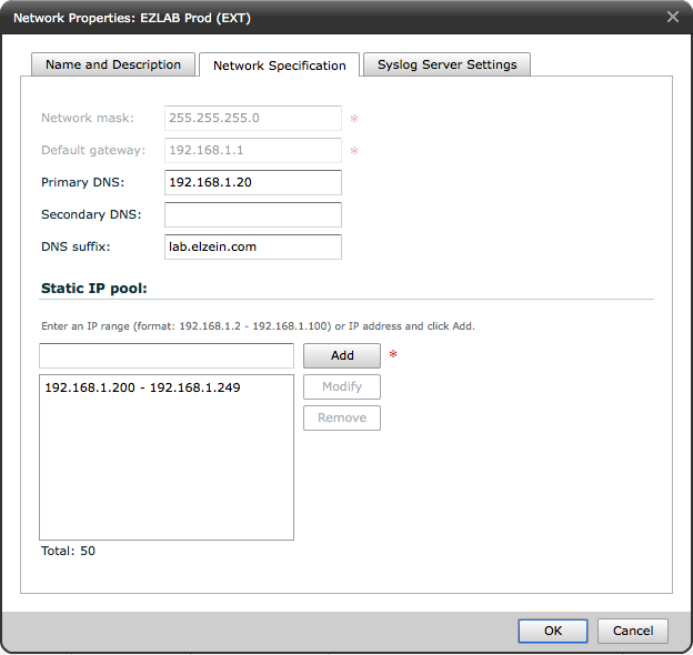 vCloud Networking: Using vShield Edge for Firewall & Routing