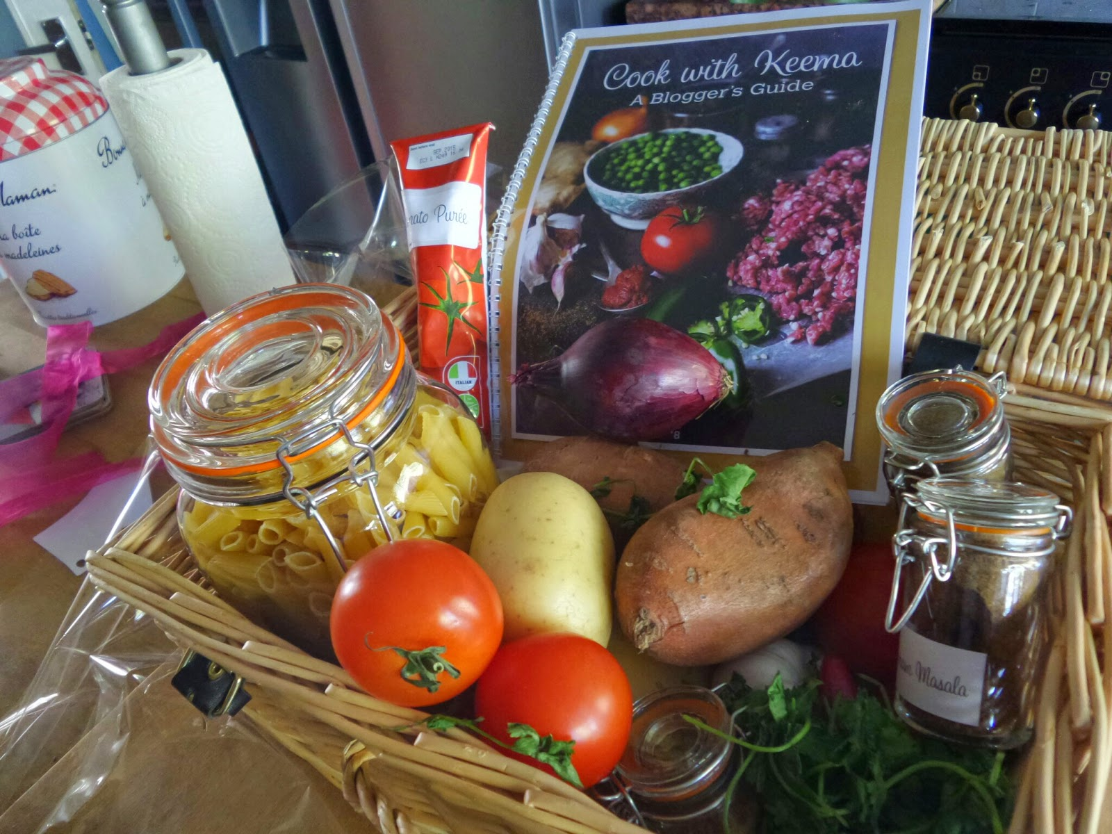 Keema Ingredients Hamper