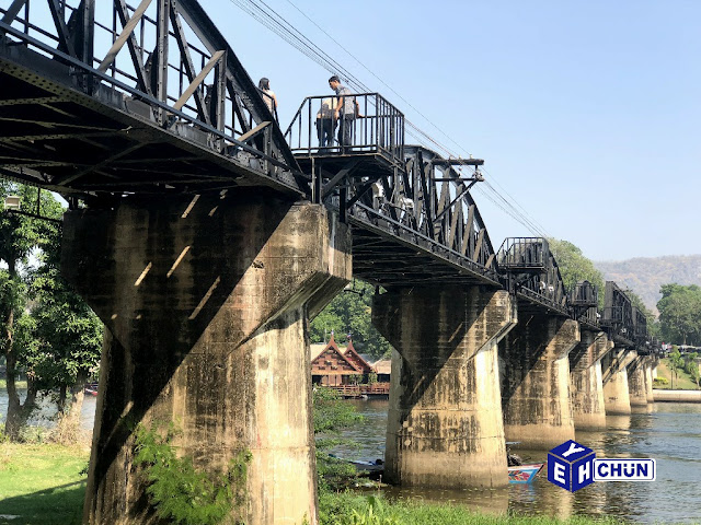 超強泰國景點推薦 北碧府死亡鐵路經典段