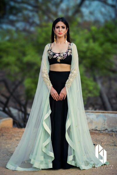 6e46ad05f21 20 Indian Wedding Reception Outfit Ideas for the Bride