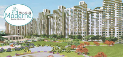 Amazing and Marvelous Lifestyle at Mahagun Moderne Sector 78 Noida