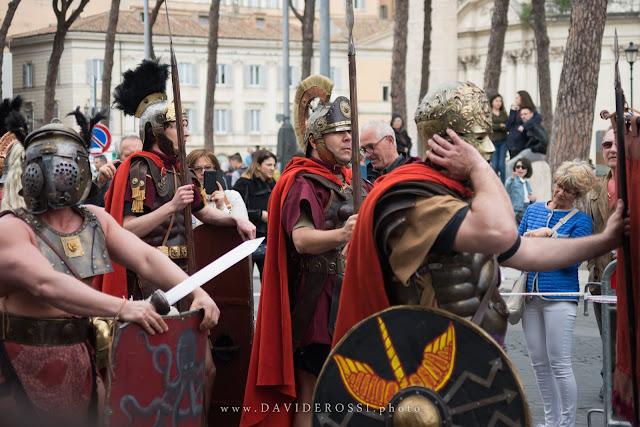 Gladiatori e legionari - Fori imperiali