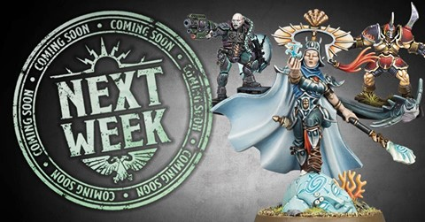 Next Weekend: Necromunda: Gang War III, Van Saar, Blood Bowl, and Deepkin Heroes
