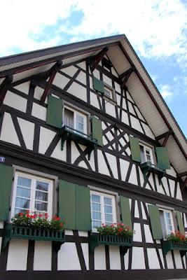 Fachwerkdorf Sasbachwalden im Schwarzwald
