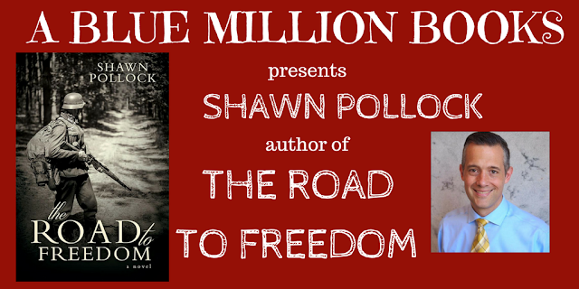 FEATURED AUTHOR: SHAWN POLLOCK